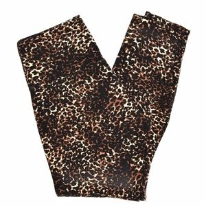 Lysse Leopard Leggings
